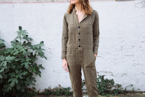 Jumpsuit Ribeiro military