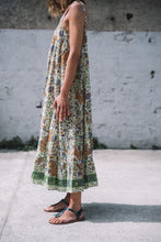 Load image into Gallery viewer, Nicol dress San Pedro print