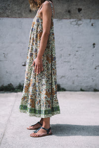 Nicol dress San Pedro print