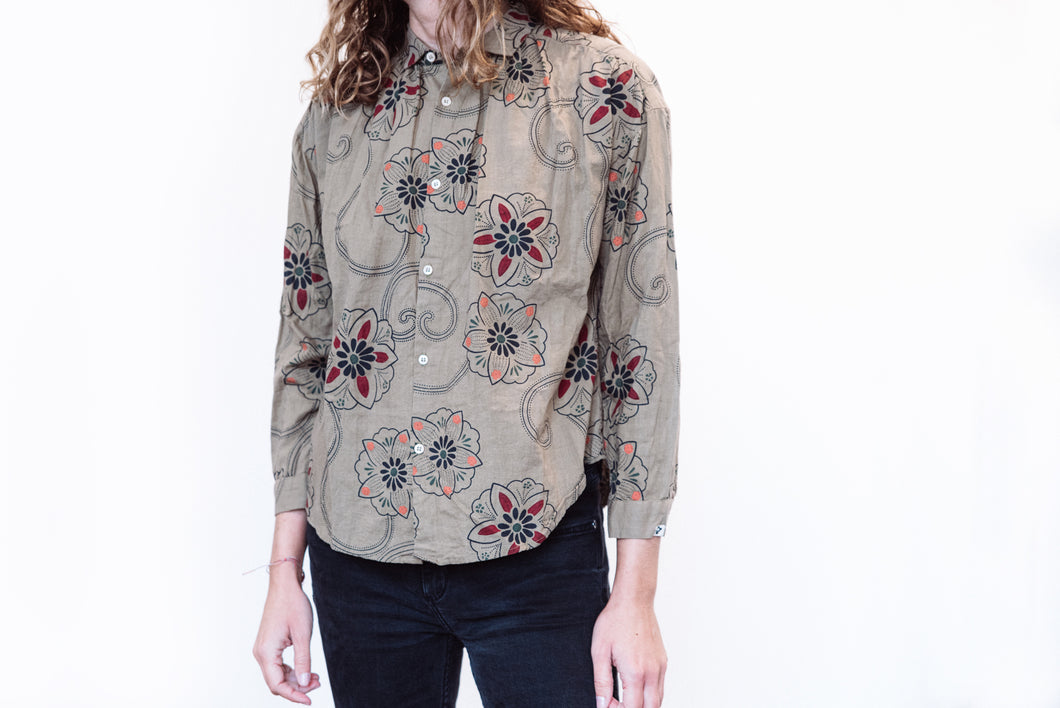 Sandy shirt Yukon print military