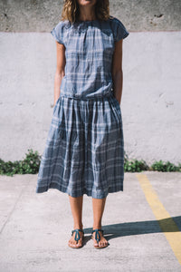 Gemma skirt Melinga check