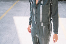 Load image into Gallery viewer, Jumpsuit Eagle stripe iron