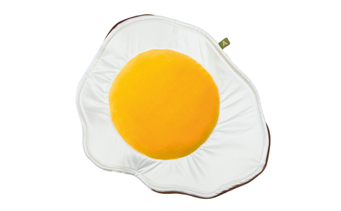 Fried Egg Pillow|Spiegelei Kissen