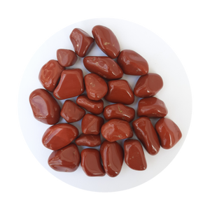 Open image in slideshow, Red Jasper Tumbled