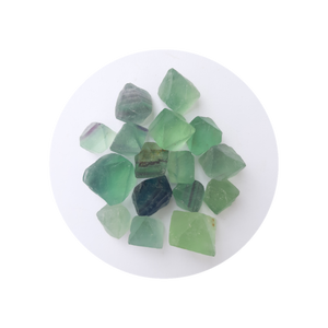 Open image in slideshow, Fluorite Octahedrons