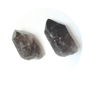 Open image in slideshow, Smoky Quartz Point