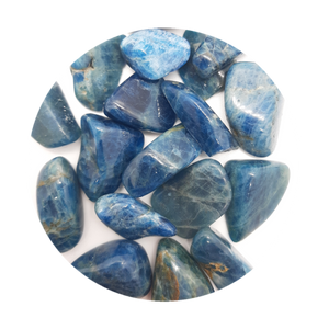 Open image in slideshow, Apatite Tumbled