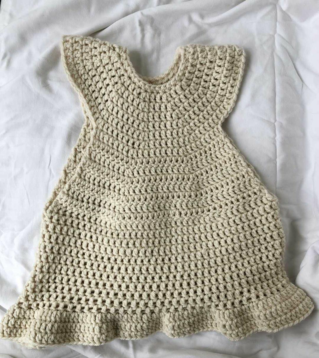 Peggy Vest Crochet Kit