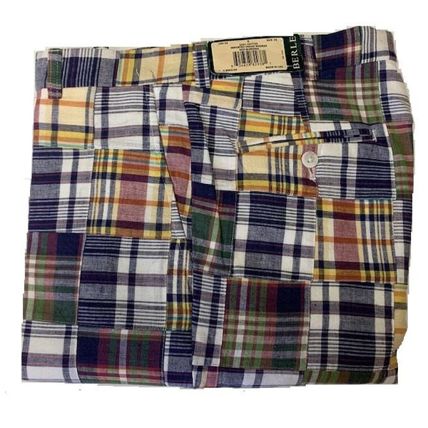 Berle Madras Pants