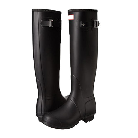 Hunter Boots Original Tall Black