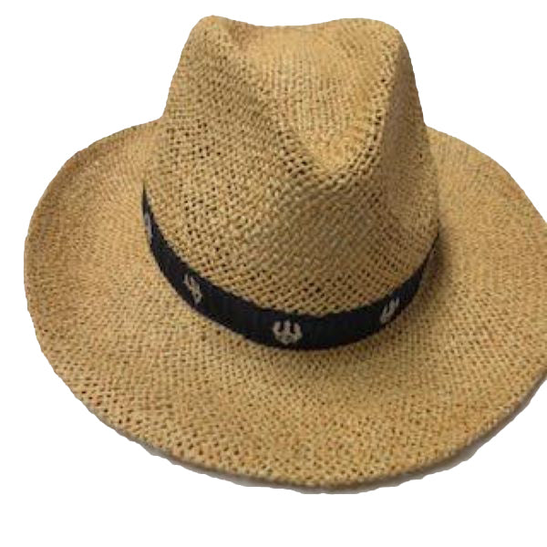 W&L Straw Hat - Safari