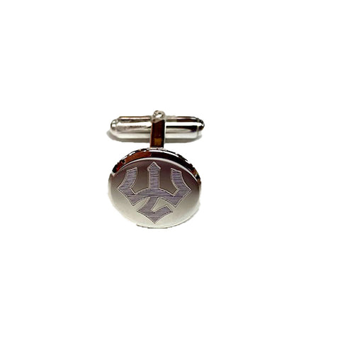 W&L Sterling Silver Cuff Links