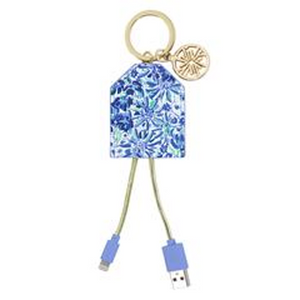 Lilly Pulitzer Charging Tag High Maintenance
