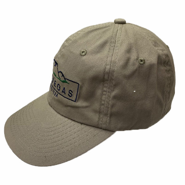 Loden Lex Vegas Hat Side