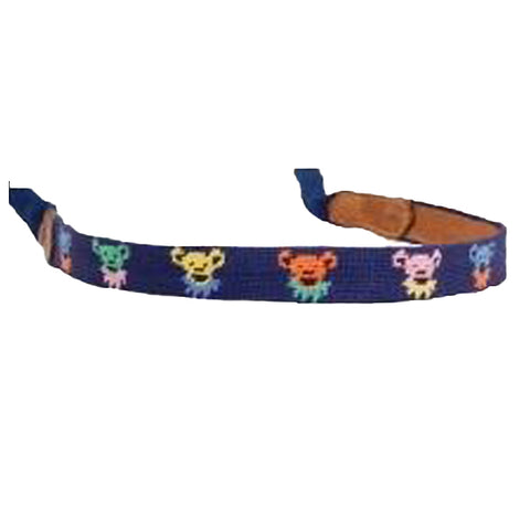 Sunglass Strap Grateful Dead  Dancing Bears