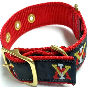 VMI Cloth Dog Collar