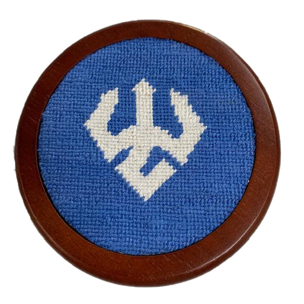 W&L Needlepoint Coasters