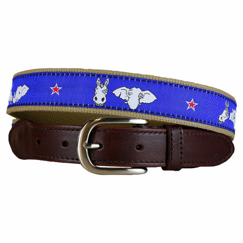 Belted Cow Political Belt