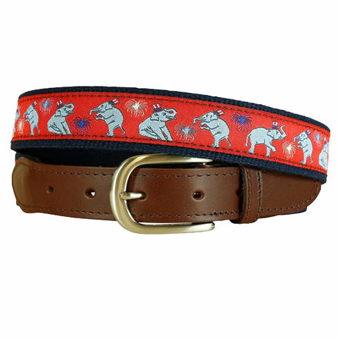 Belted Cow GOP Party Belt