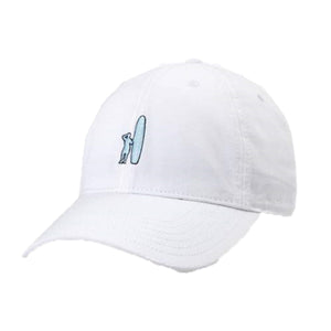 johnnie-O Hat in White