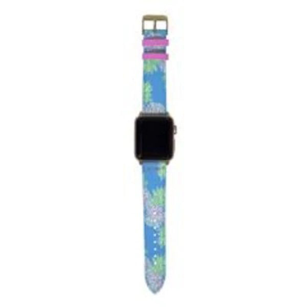 Lily Pulitzer Apple Watch Band Swizzle Out