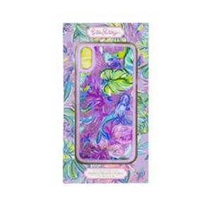 Lilly Pulitzer Glitter Phone Case