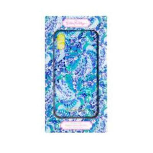 Lilly Pulitzer Phone Case Wave After Wave Blue
