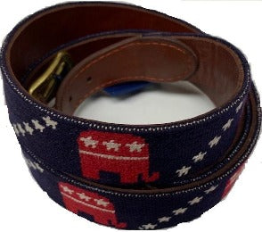 Smathers and Branson Republican Belt