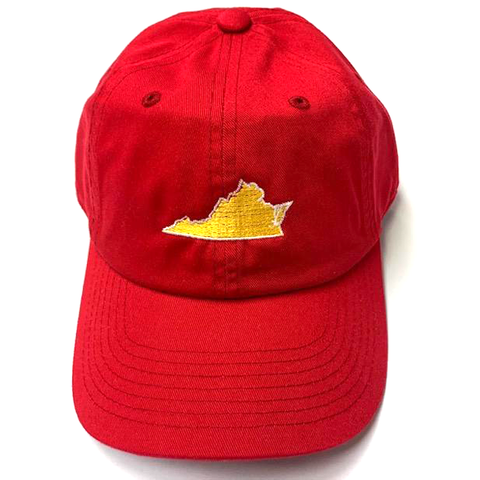 Red Virginia Hat