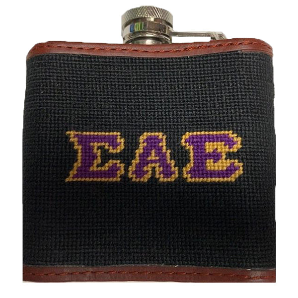 Smathers and Branson SAE Fraternity Flask