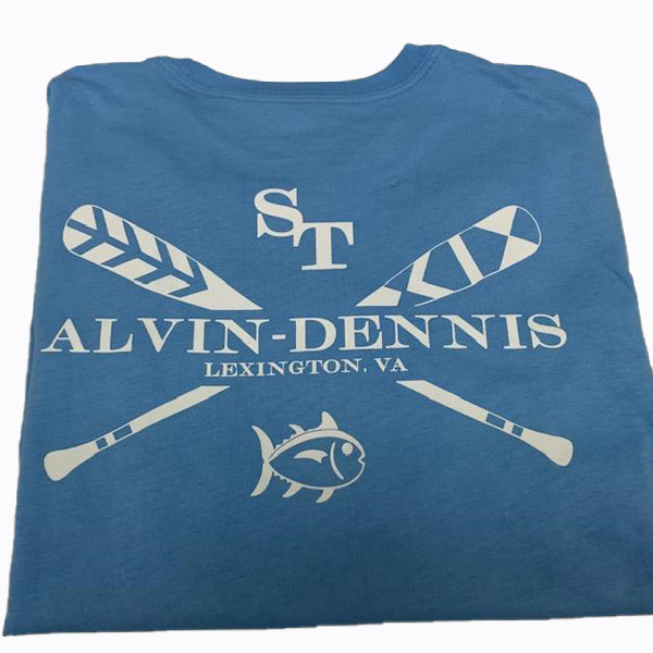 Southern Tide and Alvin-Dennis Short Sleeve T Shirt Ocean Channel