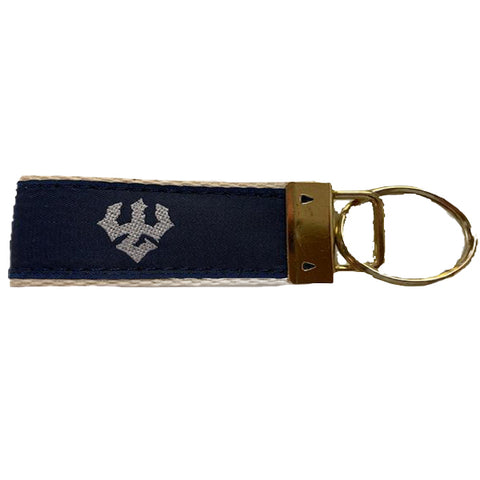 W&L Cloth Keychain