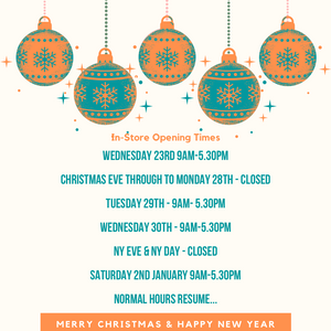 Running Form Christmas opening hours
