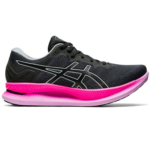 ASICS GLIDERIDE WOMEN'S GRAPHITE GREY - BLACK