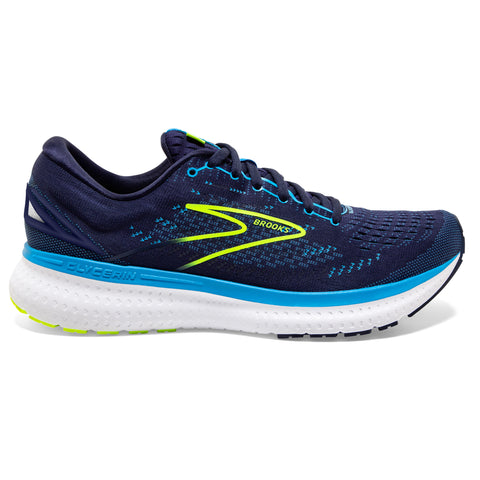 BROOKS GLYCERIN 19 MEN'S NAVY - BLUE - NIGHTLIFE