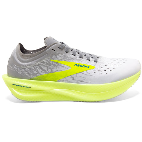 BROOKS HYPERION ELITE 2 UNISEX WHITE YELLOW
