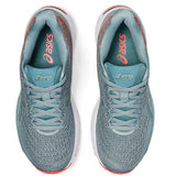 ASICS CUMULUS 22 WOMEN'S PIEDMONT GREY - LIGHT STEEL