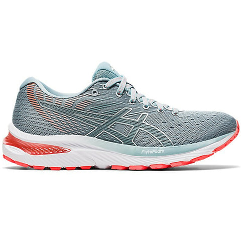 Asics Gel Cumulus 22 Women's Piedmont Grey Light Steel
