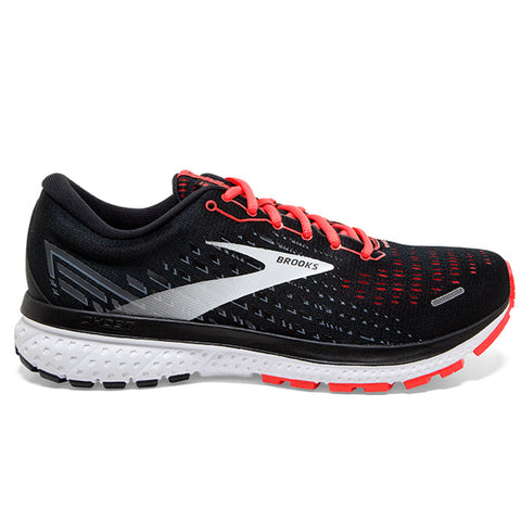 Brooks Ghost 13 Women's Black Ebony Coral