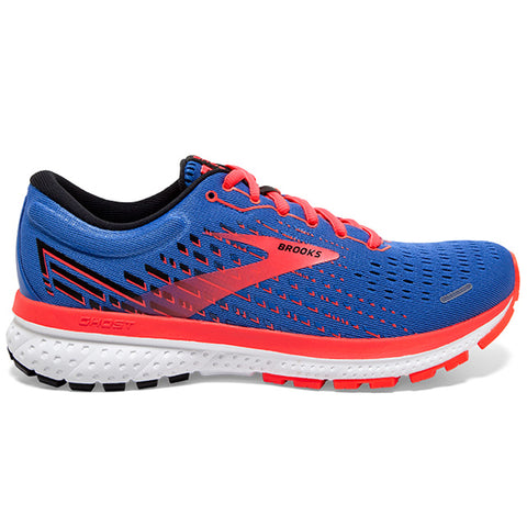 Brooks Ghost 13 Women's Blue Coral White