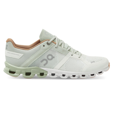 ON CLOUDFLOW WOMEN'S ALOE WHITE