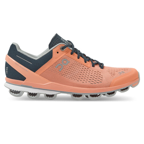 AW20 ON CLOUDSURFER WOMEN'S CORAL NAVY
