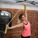 Meglio Latex Free Resistance Bands Each