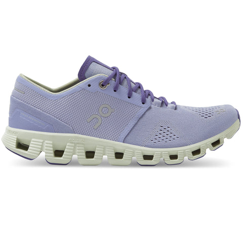 ON CLOUD X WOMEN'S LAVENDER ICE