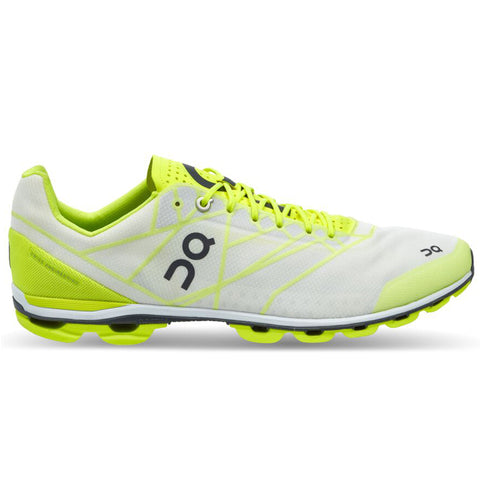 On Cloudflash Men's Neon White