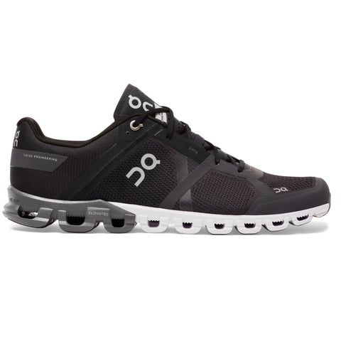 On Cloudflow Men's Black Asphalt