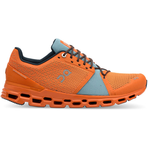 On Cloudstratus Men's Orange