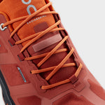 On Cloudventure Waterproof Men's Rust Orange