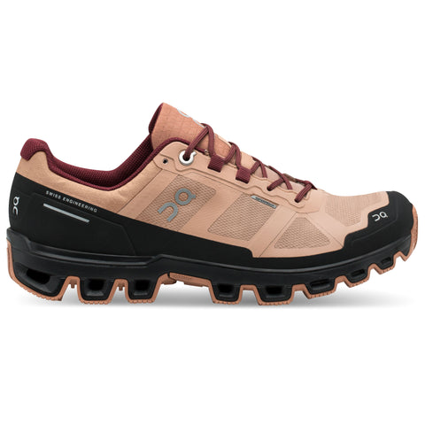 ON CLOUDVENTURE WATERPROOF WOMEN'S ROSEBROWN MULBERRY