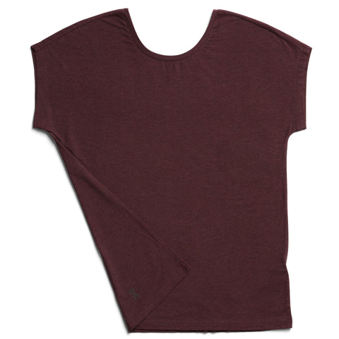 On Running Comfort Tee Women's Mulberry